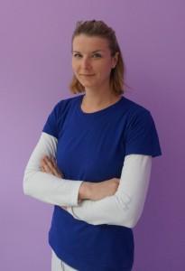 Chị Kateřina Hatáková
